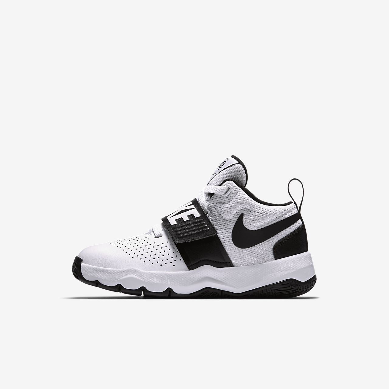 e478c2279d03a4 Nike Team Hustle D 8 Little Kids  Basketball Shoe. Nike.com