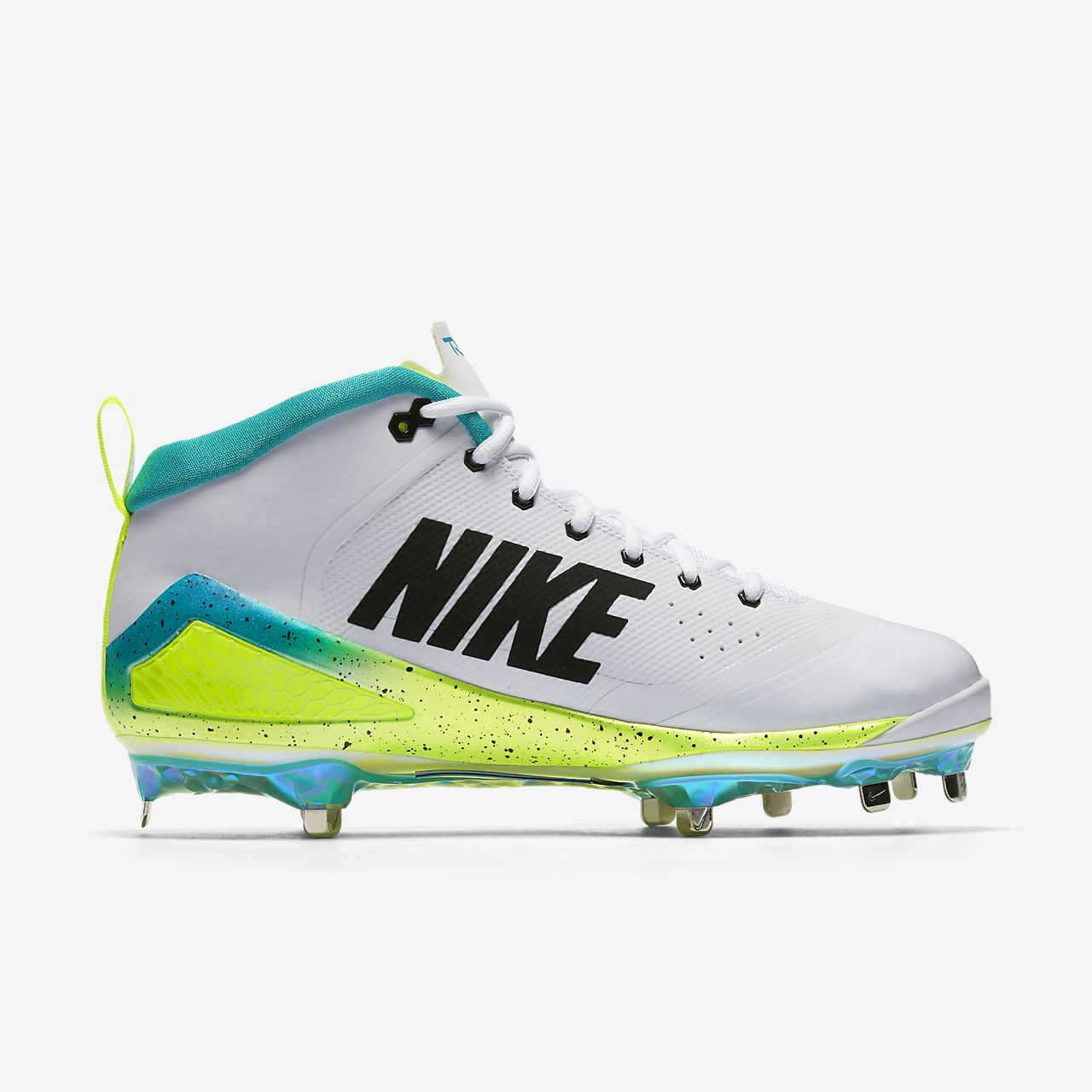 ... Nike Force Zoom Trout 4 Mahi Men\u0027s Baseball Cleat