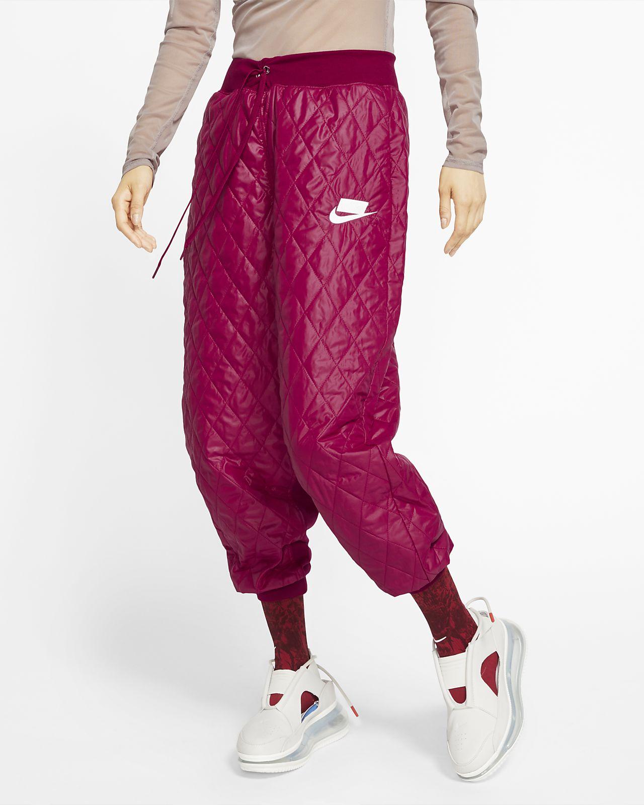 Quiltade byxor Nike Sportswear Nike Sport Pack för kvinnor