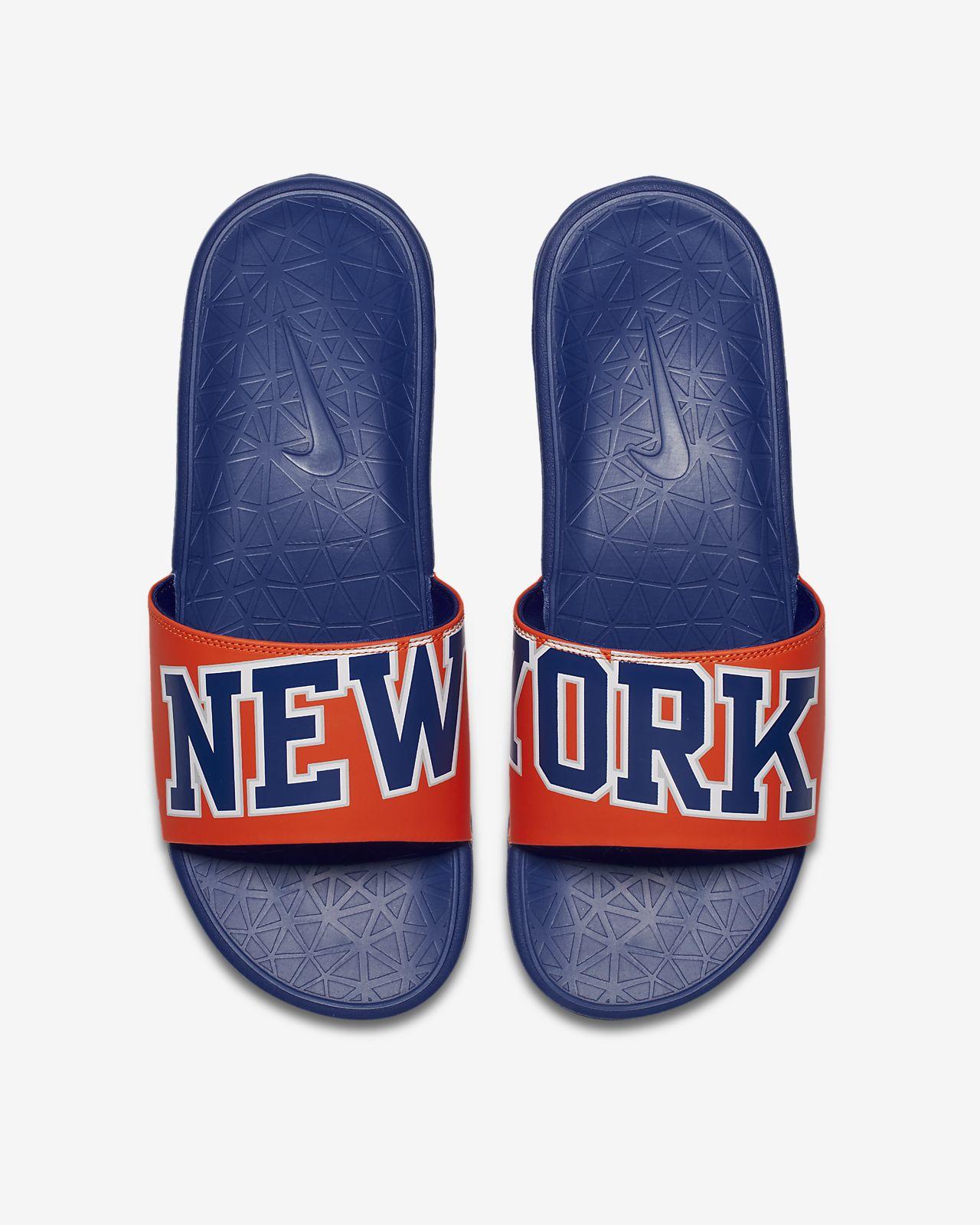 0e7fa61eee5ae0 Nike Benassi NBA Men s Slide. Nike.com
