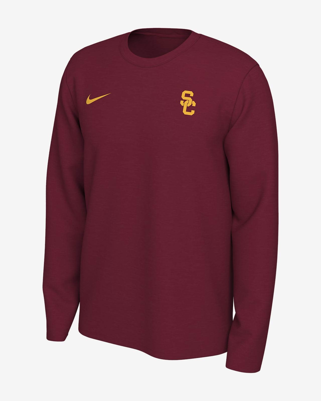 Nike Legend (USC) Men's Long-Sleeve Logo T-Shirt