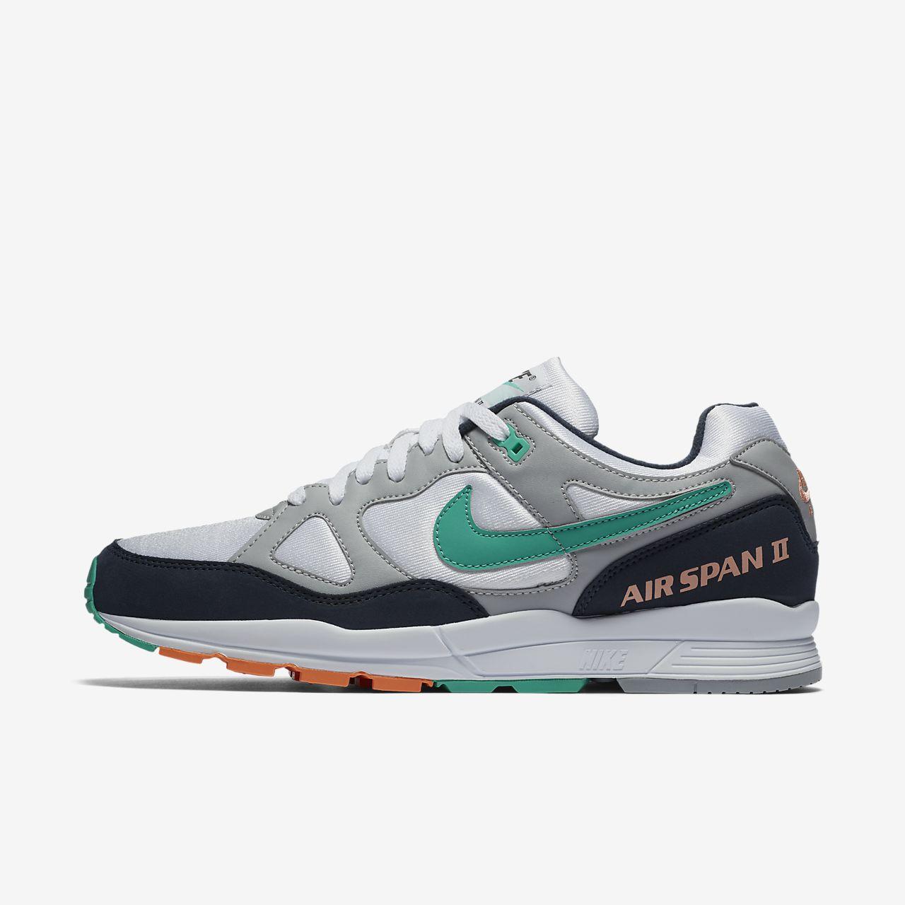 Nike AIR SPAN 6 Da uomo UK 10/EU 45 Dimensioni Scarpe Da Ginnastica