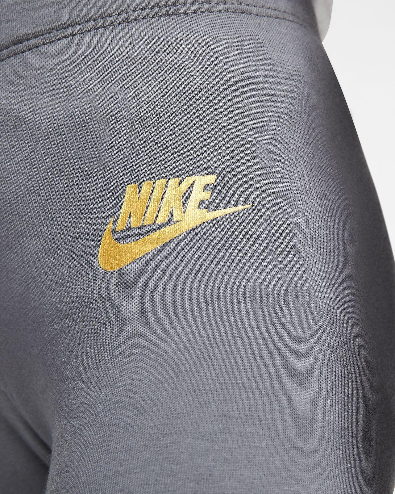 0d9f26408c5 Nike Sportswear Air-leggings til små børn. Nike.com DK