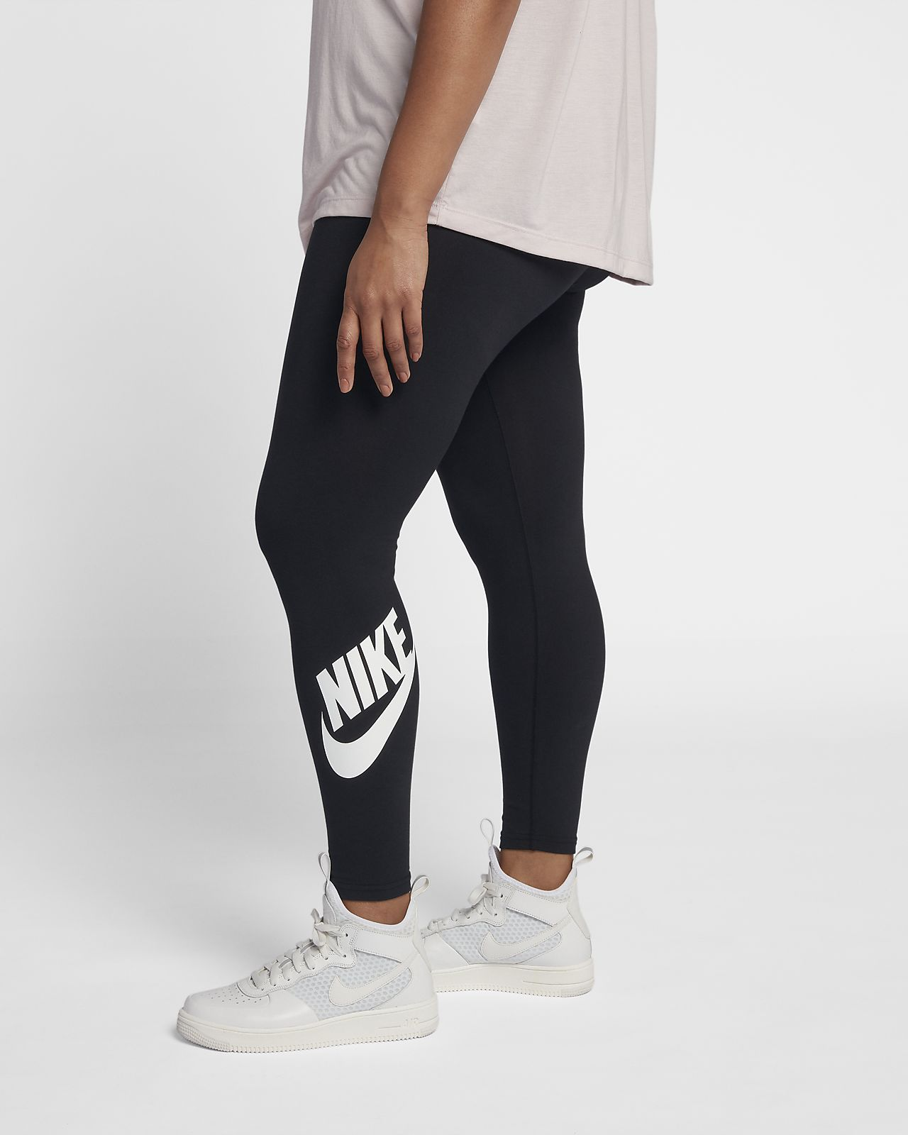 Nike Sportswear Leg-A-See (Plus Size) Women's Leggings