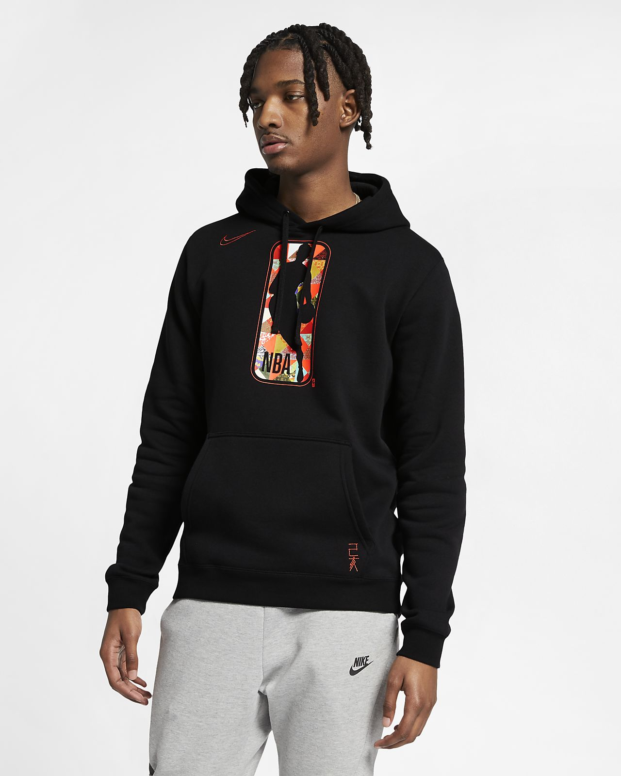 Męska bluza z kapturem NBA Nike CNY