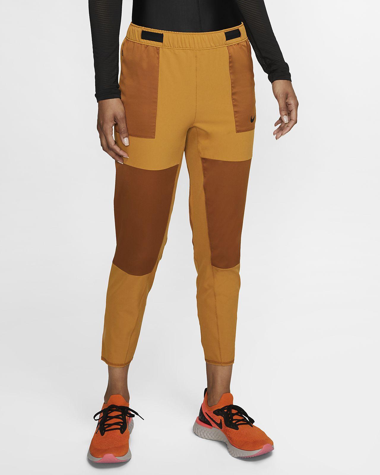 Nike 7/8-hardloopbroek voor dames