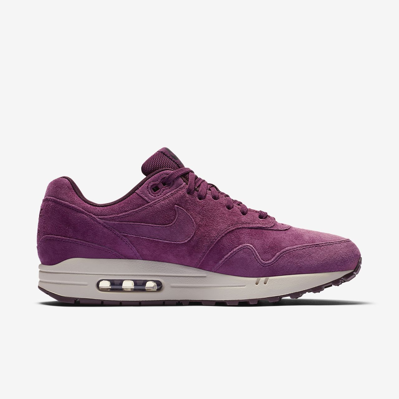 pretty nice a8c1b 89ebb ... Nike Air Max 1 Premium Men s Shoe