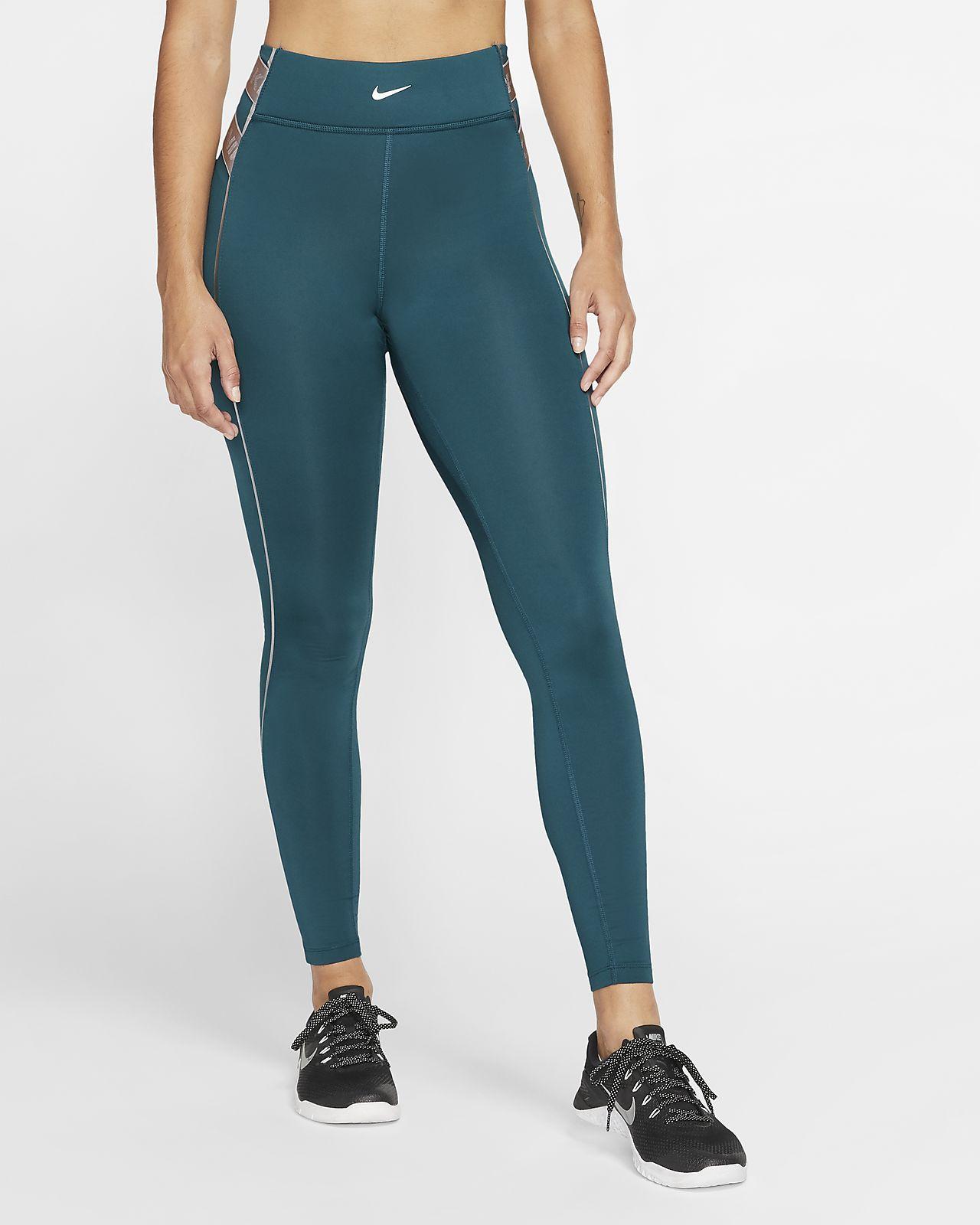 Nike Pro HyperWarm tights til dame