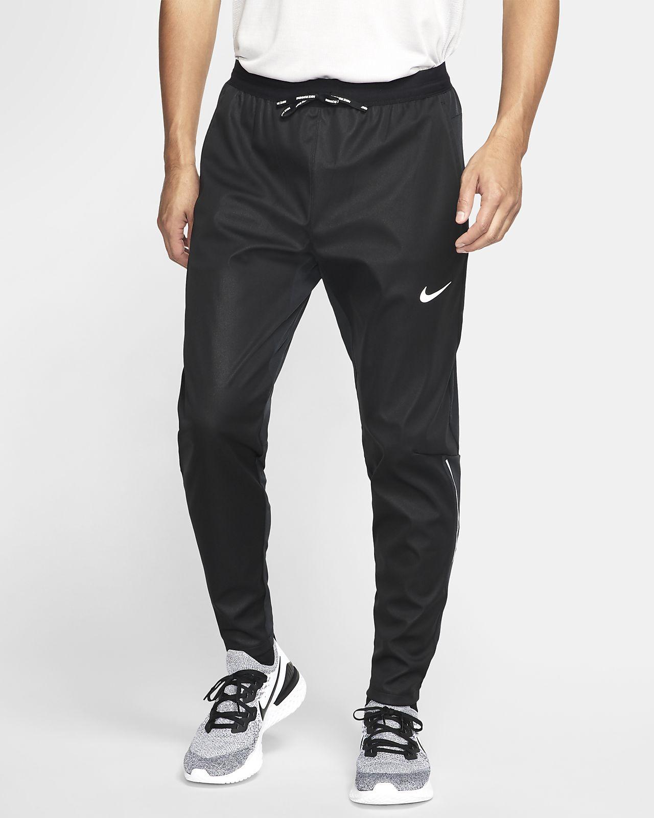 Мужские беговые брюки Nike Shield Phenom