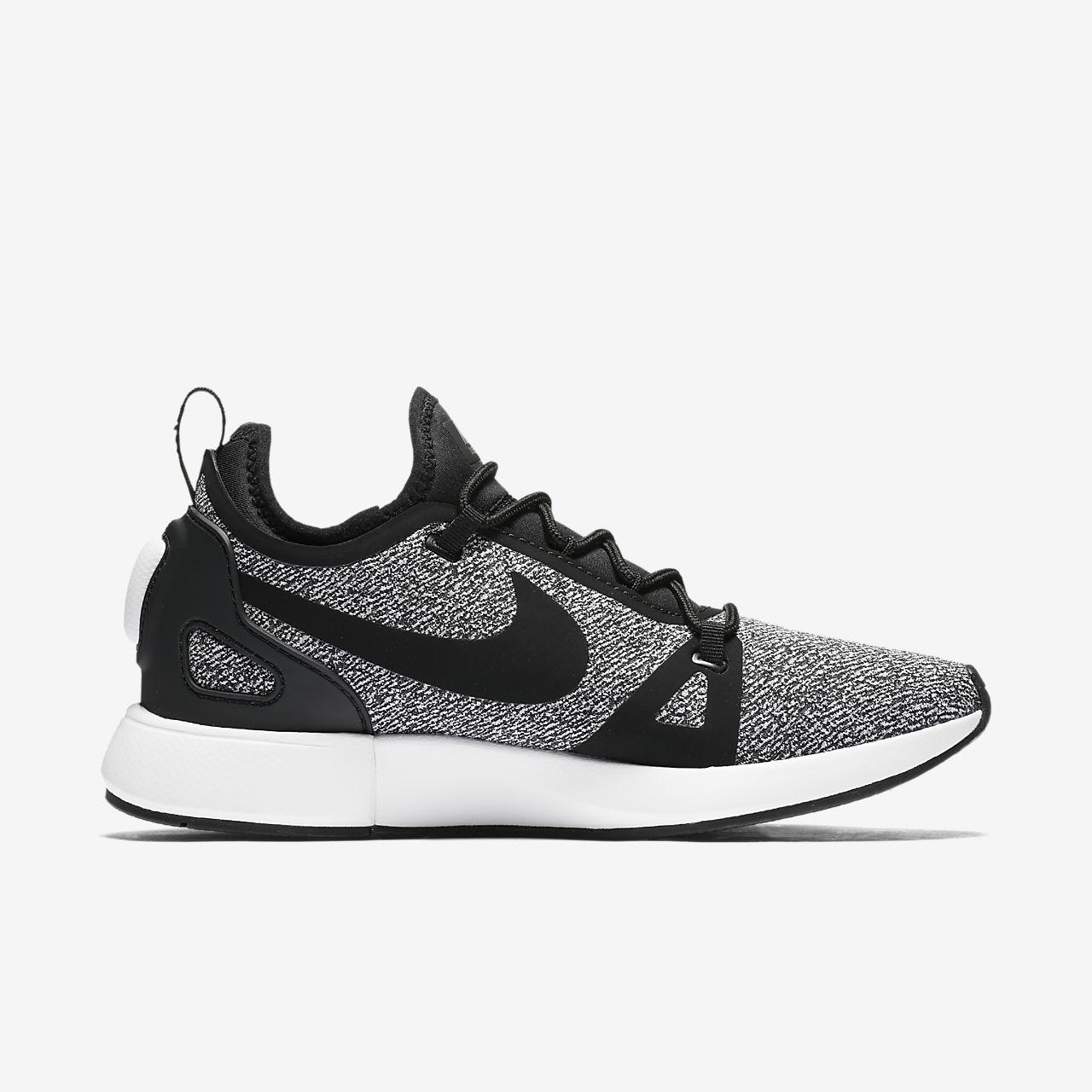 NIKE W Nike Duel Racer Knit AA1107-003 BLACK Size 9.5