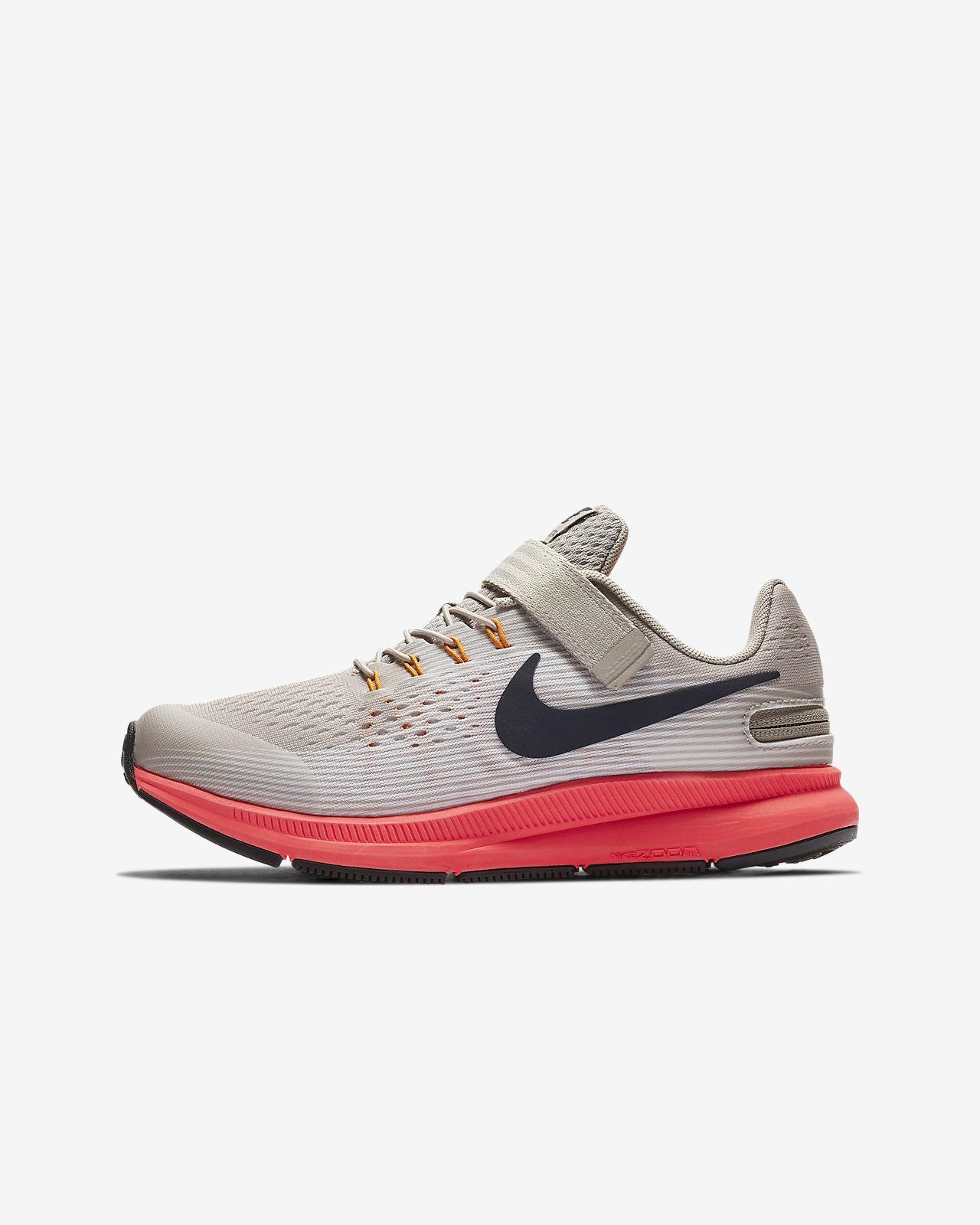 d24fac639 Nike Zoom Pegasus 34 FlyEase Little Big Kids  Running Shoe. Nike.com