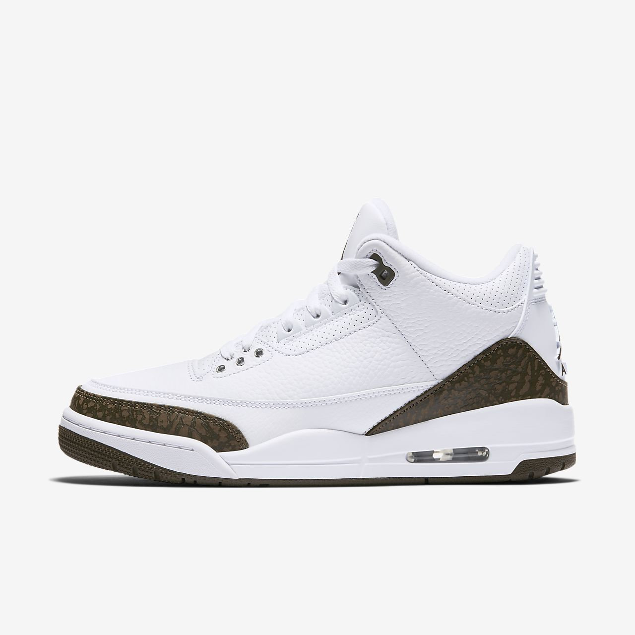 5da43fb9bd883c Air Jordan 3 Retro Men s Shoe. Nike.com