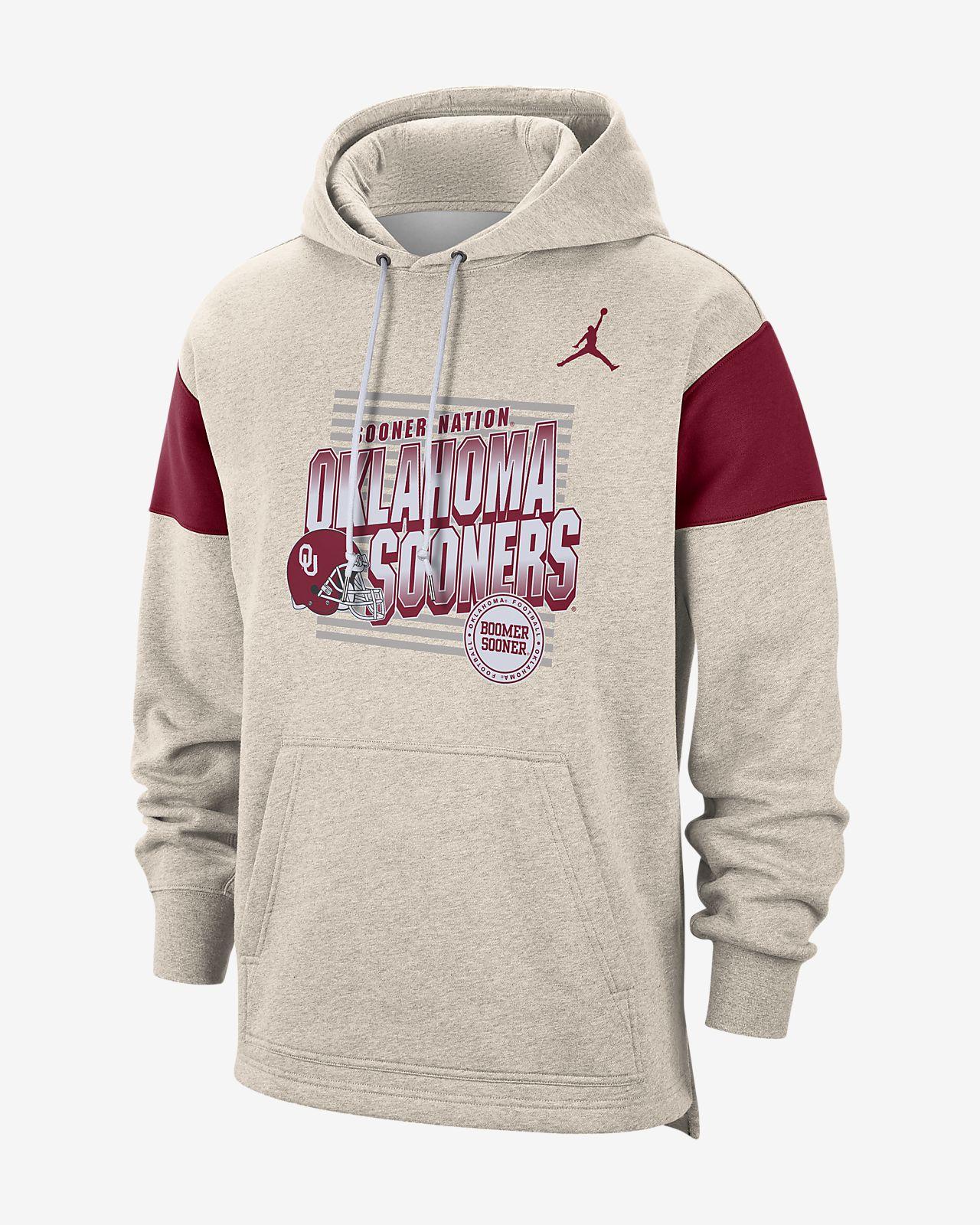 Jordan College (Oklahoma) Men's Pullover Hoodie