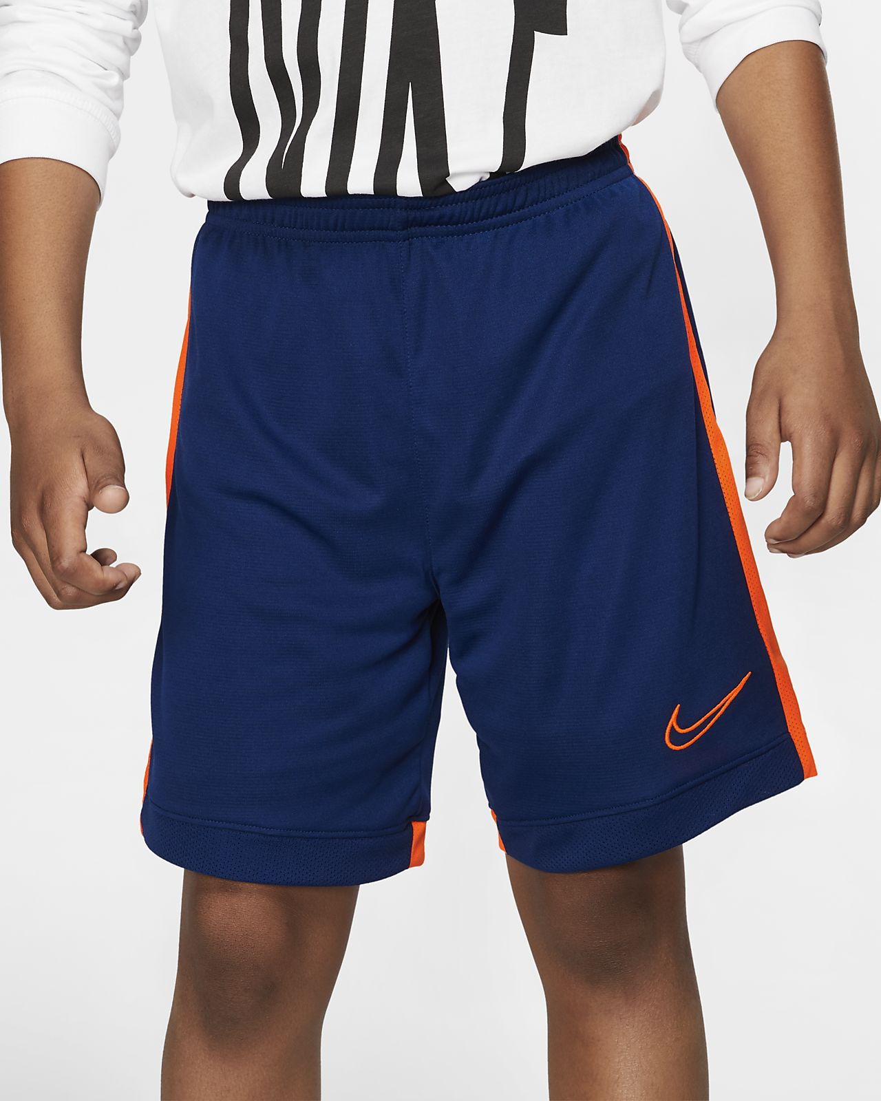 061645751433 Nike Dri-FIT Academy Big Kids  Soccer Shorts. Nike.com
