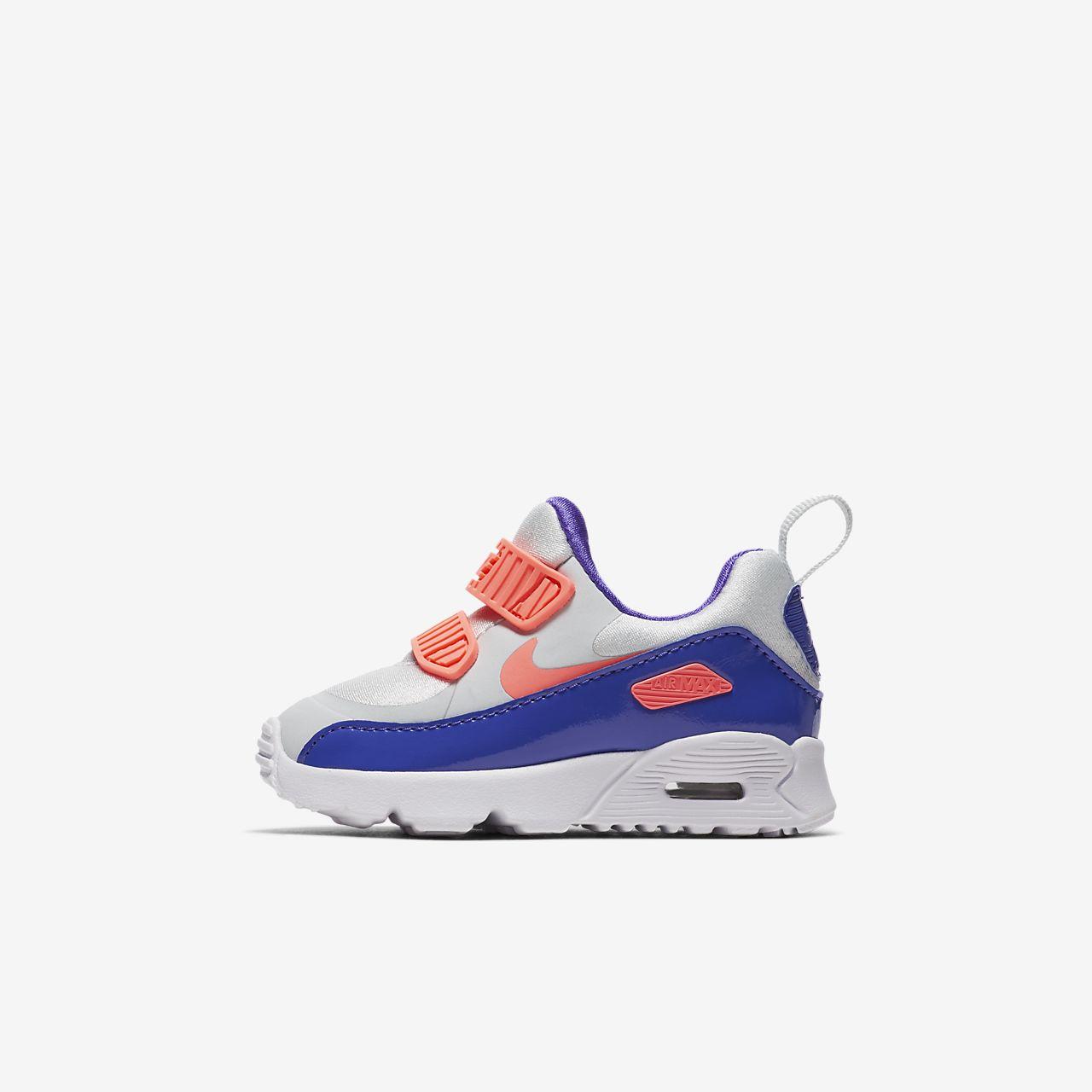 Nike Air Max Tiny 90 Infant Toddler Shoe. Nike.com 81047460ed
