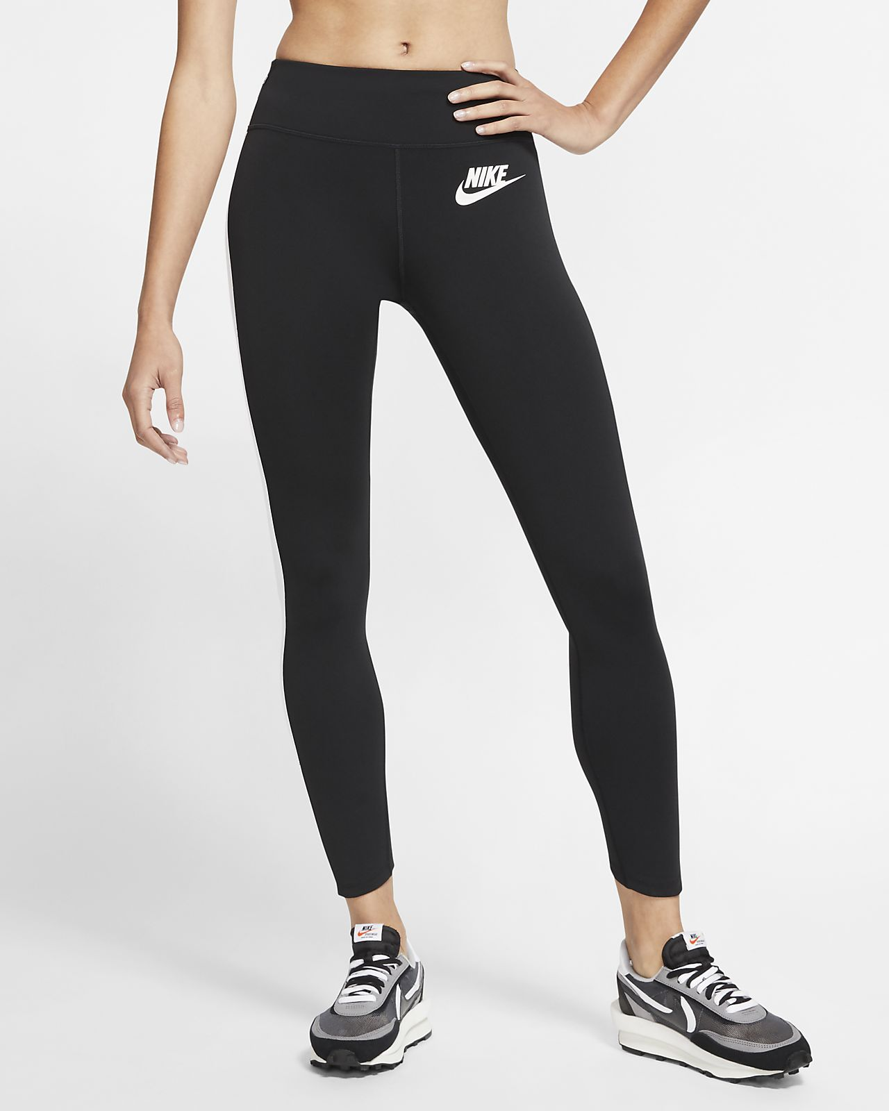 Dámské běžecké legíny Nike x Sacai