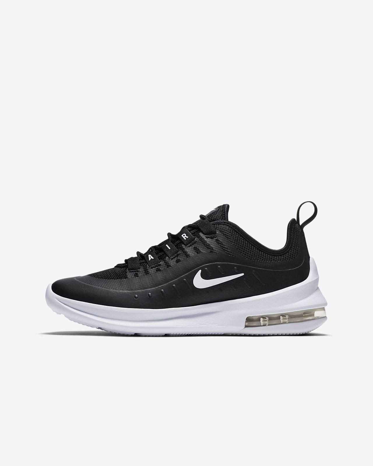 Nike Air Max Axis noire junior