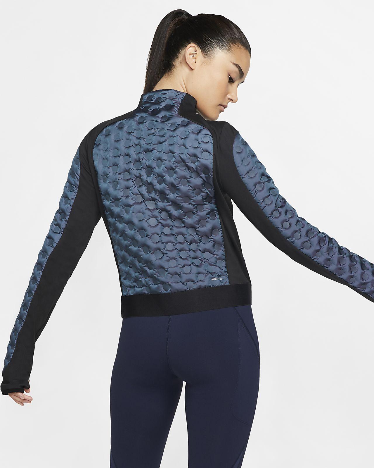 Nike AeroLoft Hardloopjack voor dames
