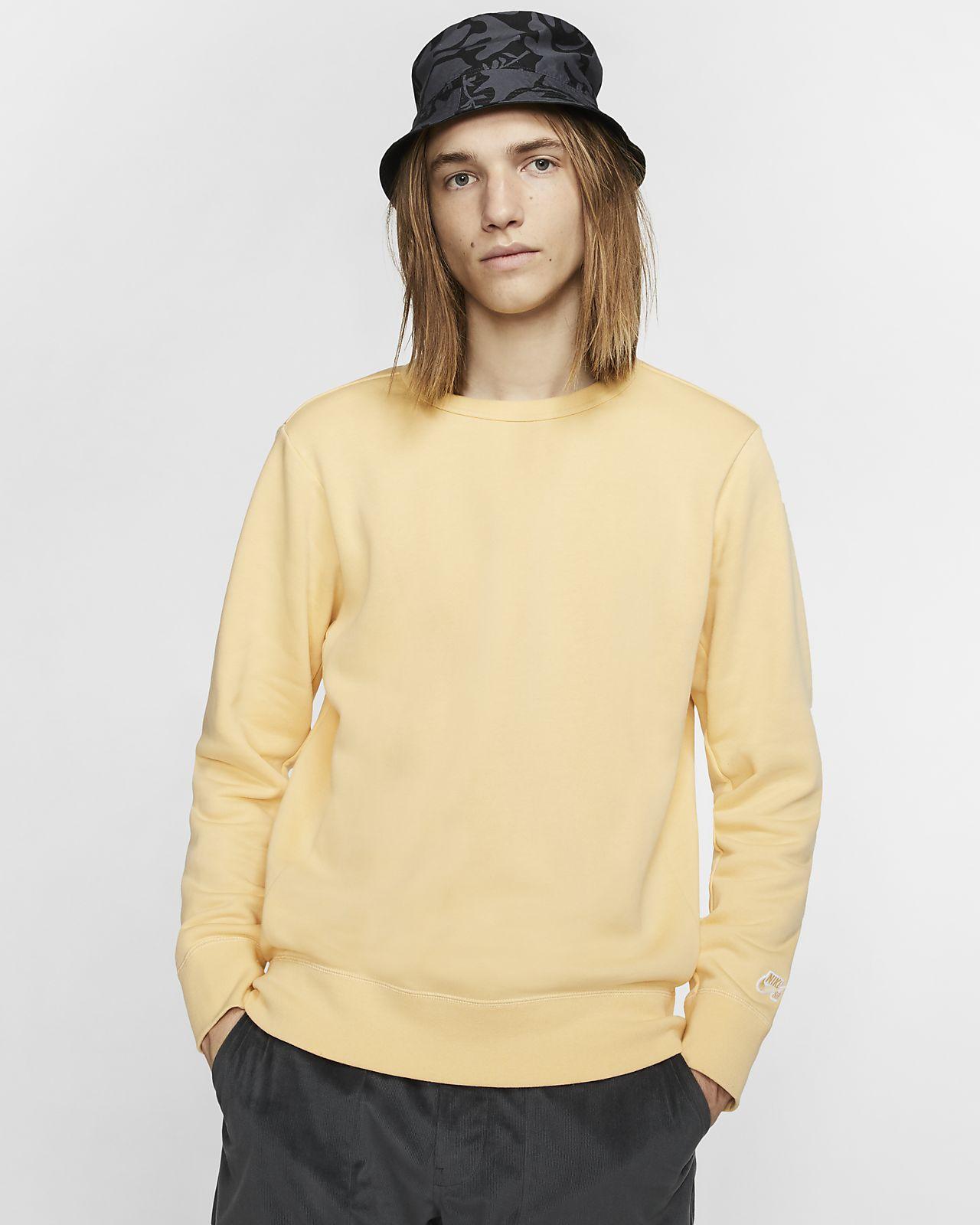 tanio na sprzedaż Nowa lista wyprzedaż w sprzedaży Męska dzianinowa koszulka do skateboardingu Nike SB Icon