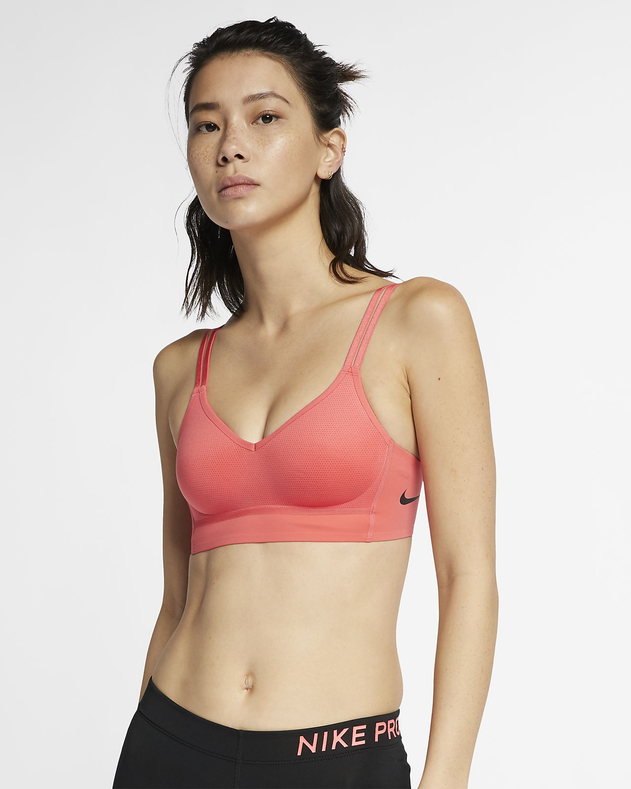 488eed433d Nike Indy Breathe Women s Light Support Sports Bra. Nike.com IE