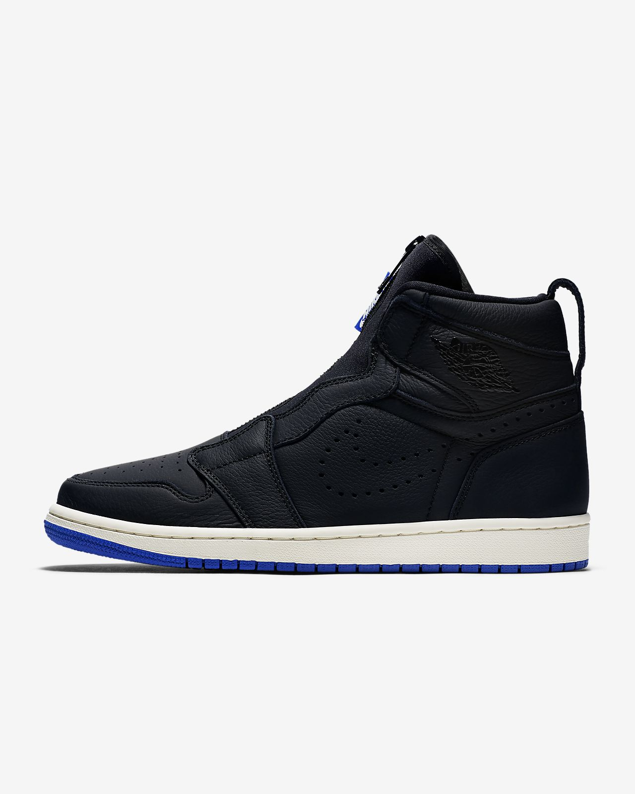 newest ee37b e9d51 ... Air Jordan 1 High Zip Mens Shoe