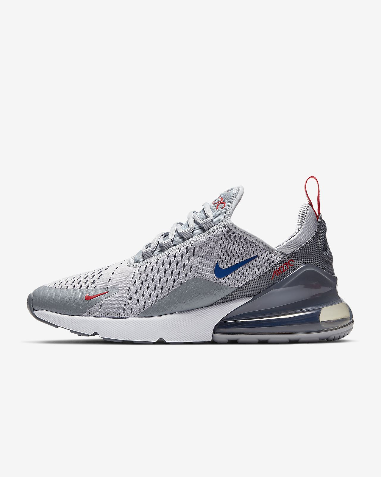 nike air max 270 zwart wit heren