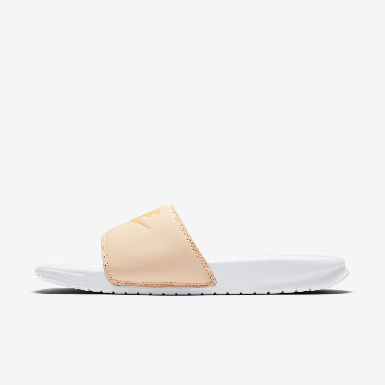 buy popular d2c77 cdf47 ... Claquette Nike Benassi Pastel QS pour Femme