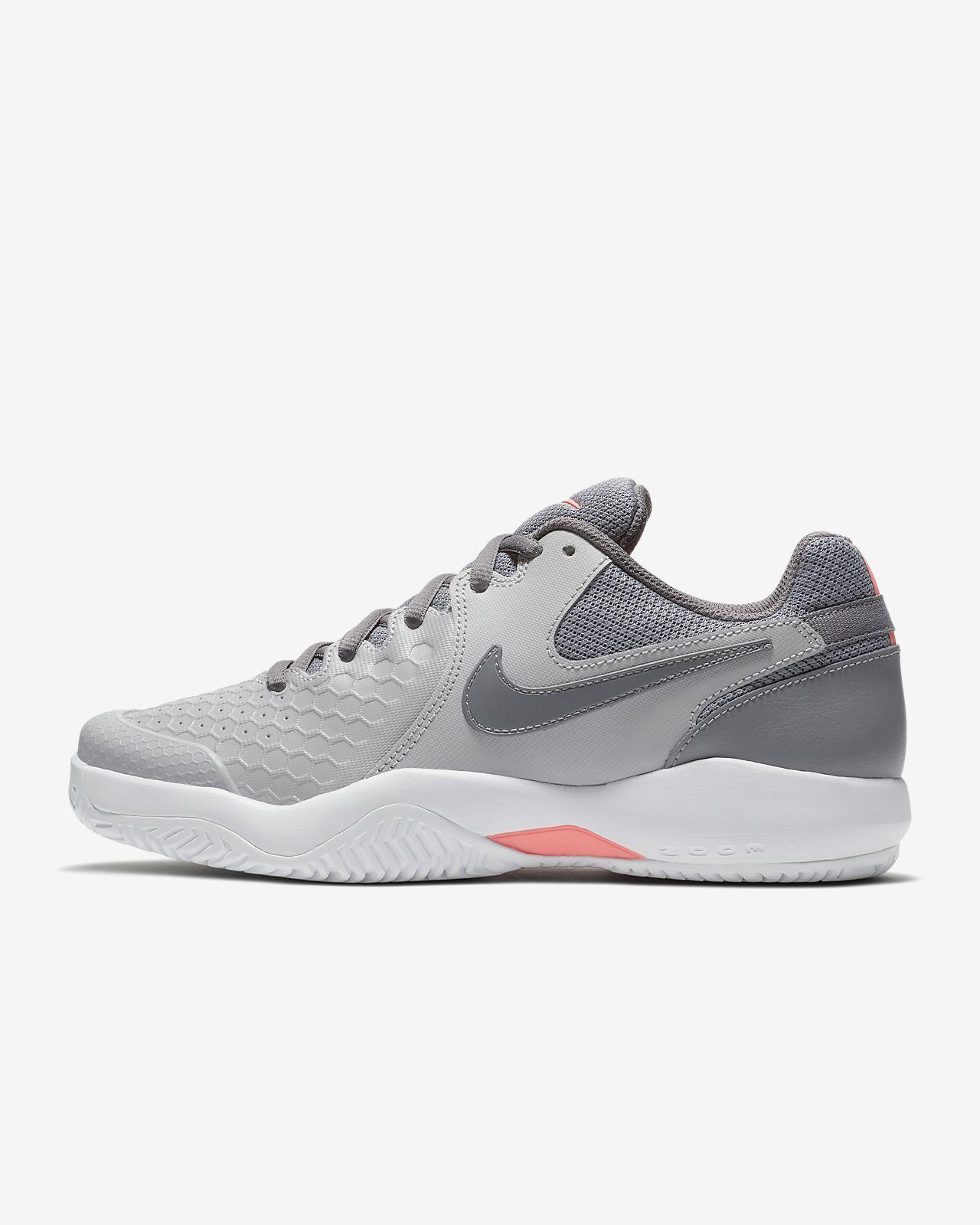 NikeCourt Air Zoom Resistance HC Womens Tennis Shoe