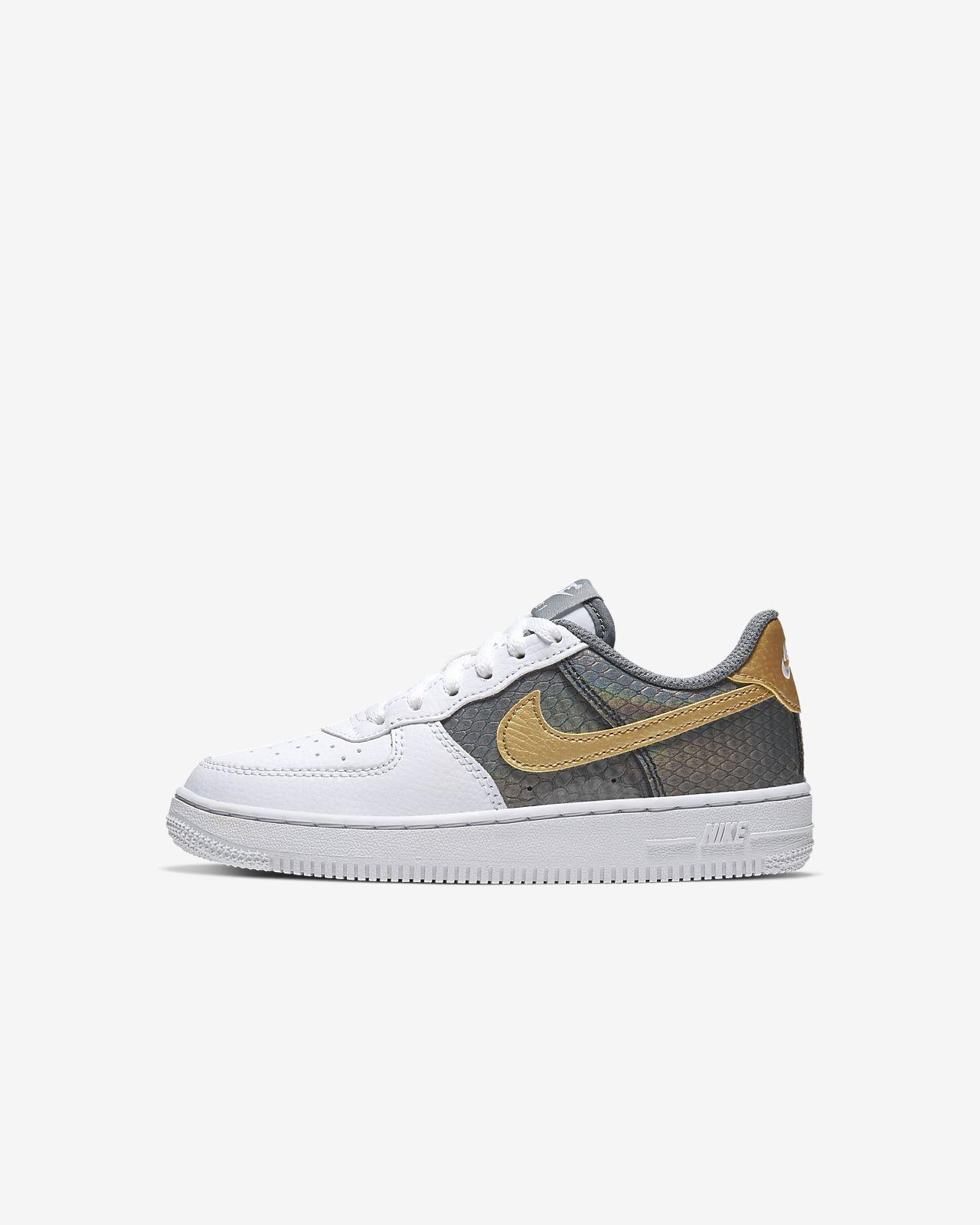 Nike Force 1 SE Little Kids' Shoe