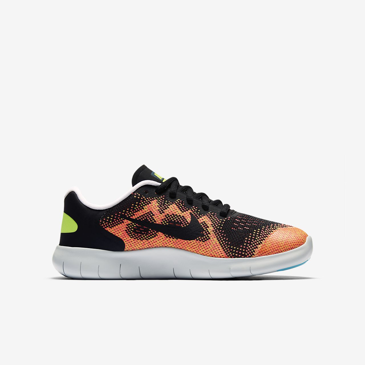 ... Calzado de running para niños talla grande Nike Free RN 2017