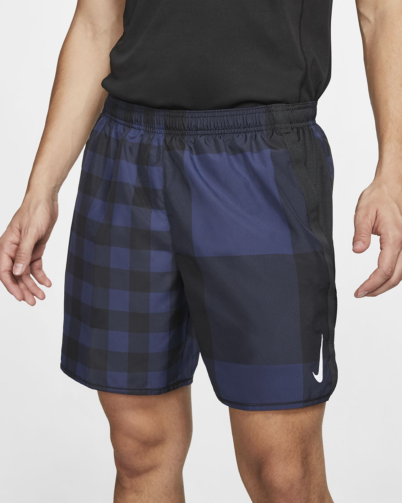 "Nike Challenger Men's 7"" Printed Running Shorts"