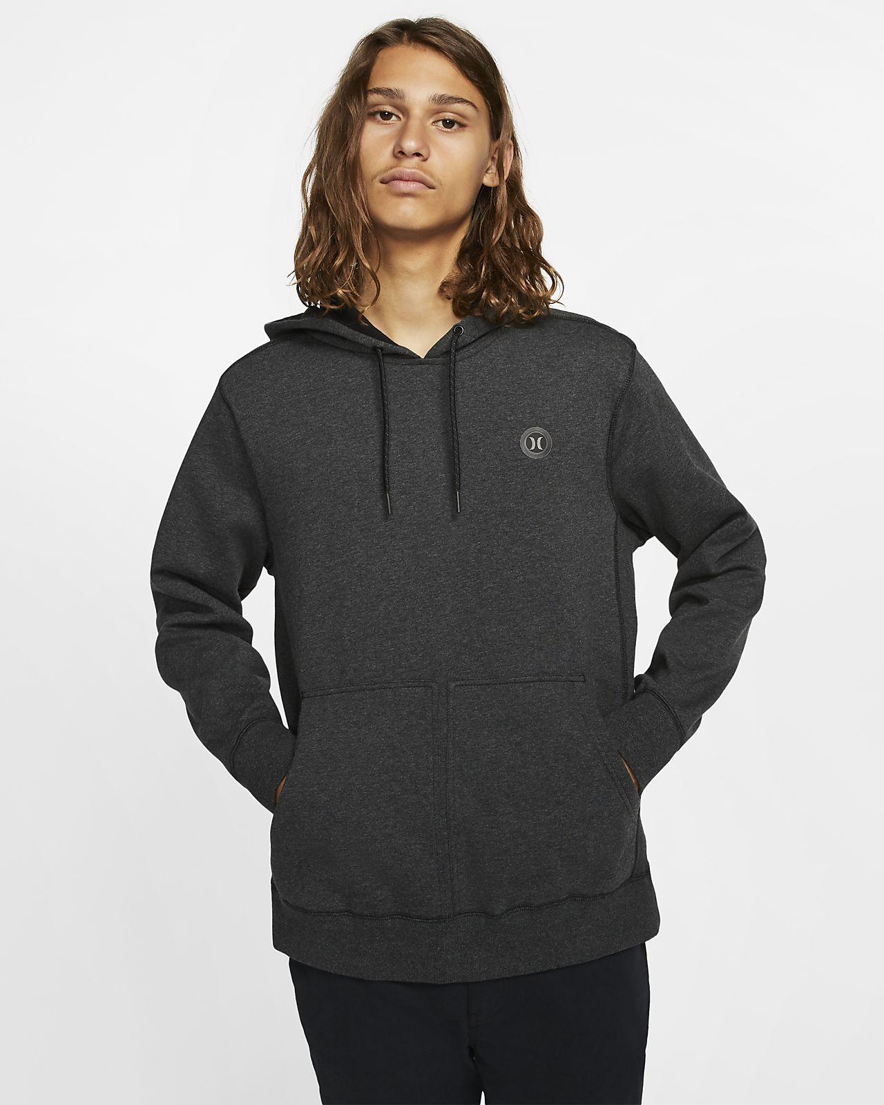 Hurley Therma Protect-pullover-hættetrøje i fleece til mænd