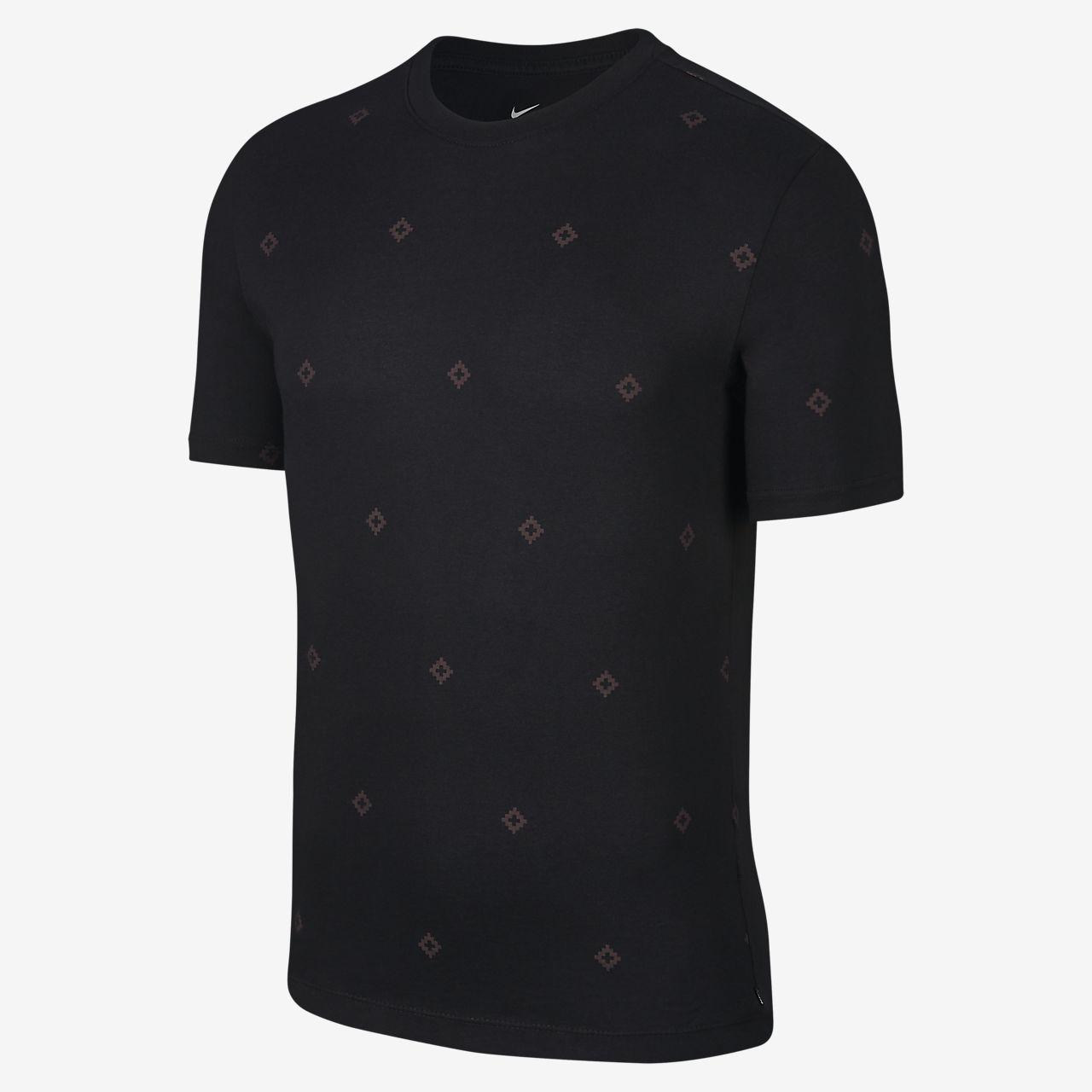 Nike SB 男子印花滑板T恤