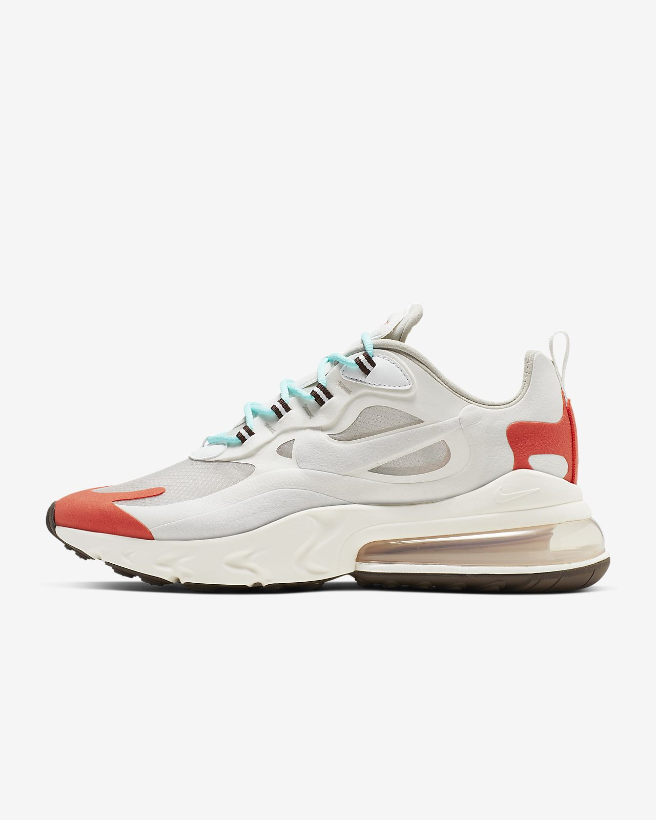 Nike Air Max 270 React (Mid Century Art) Men's Shoes