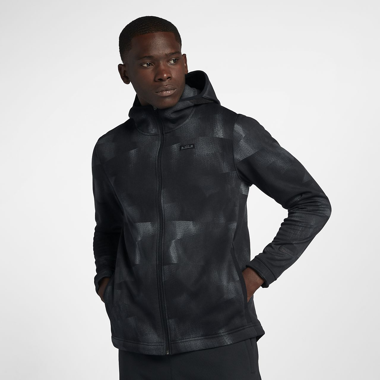 b334473aca0 Nike Therma LeBron Men's Full-Zip Hoodie. Nike.com