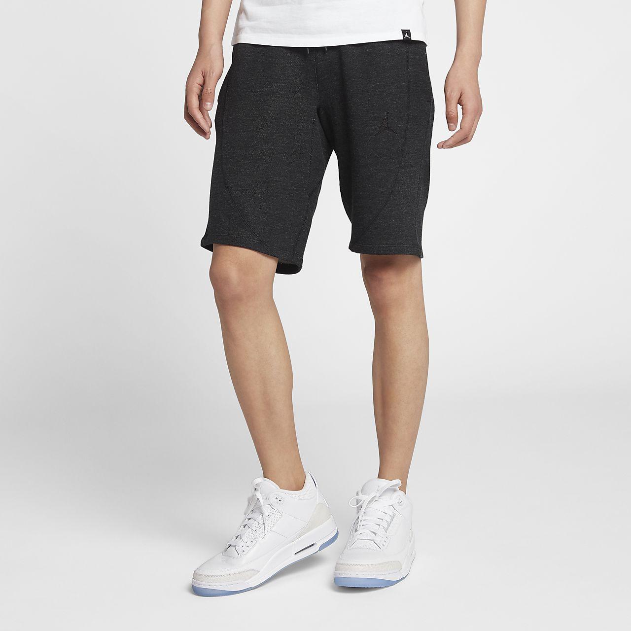 Jordan Sportswear Wings Lite 男子起绒短裤
