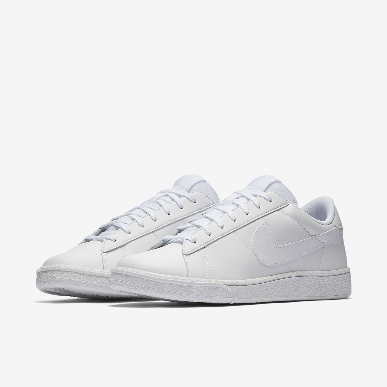... Nike Flyleather Tennis Classic with at least 50% leather fiber Unisex  Shoe