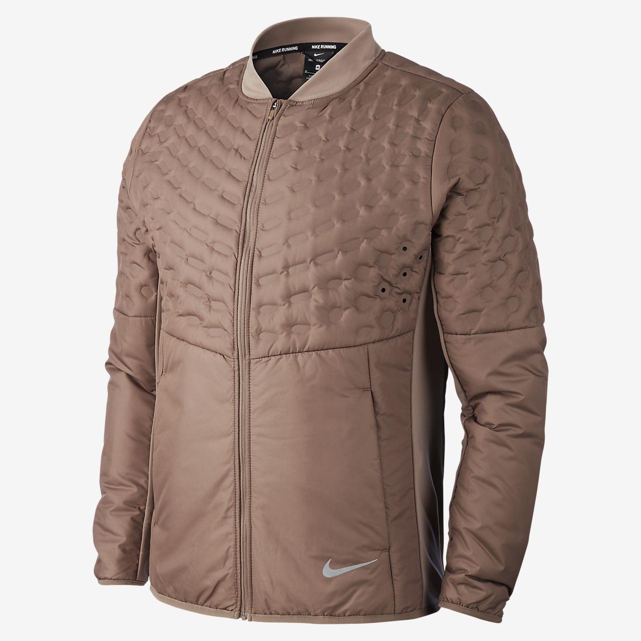 Мужская беговая куртка Nike AeroLoft
