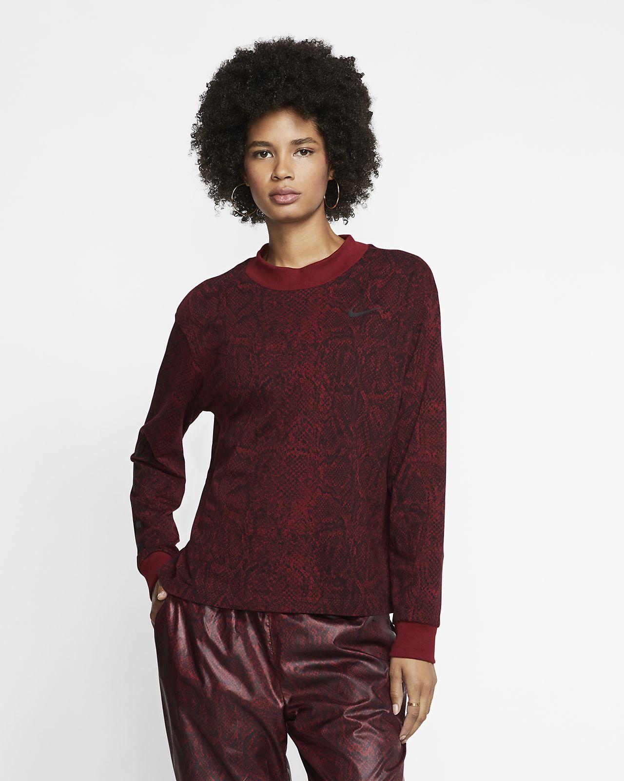 Nike Sportswear Women's Long-Sleeve Top