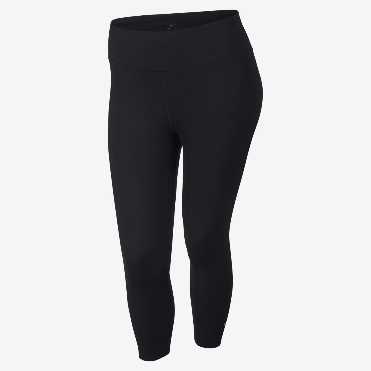 Corsários de treino Nike One Luxe para mulher (tamanhos grandes)