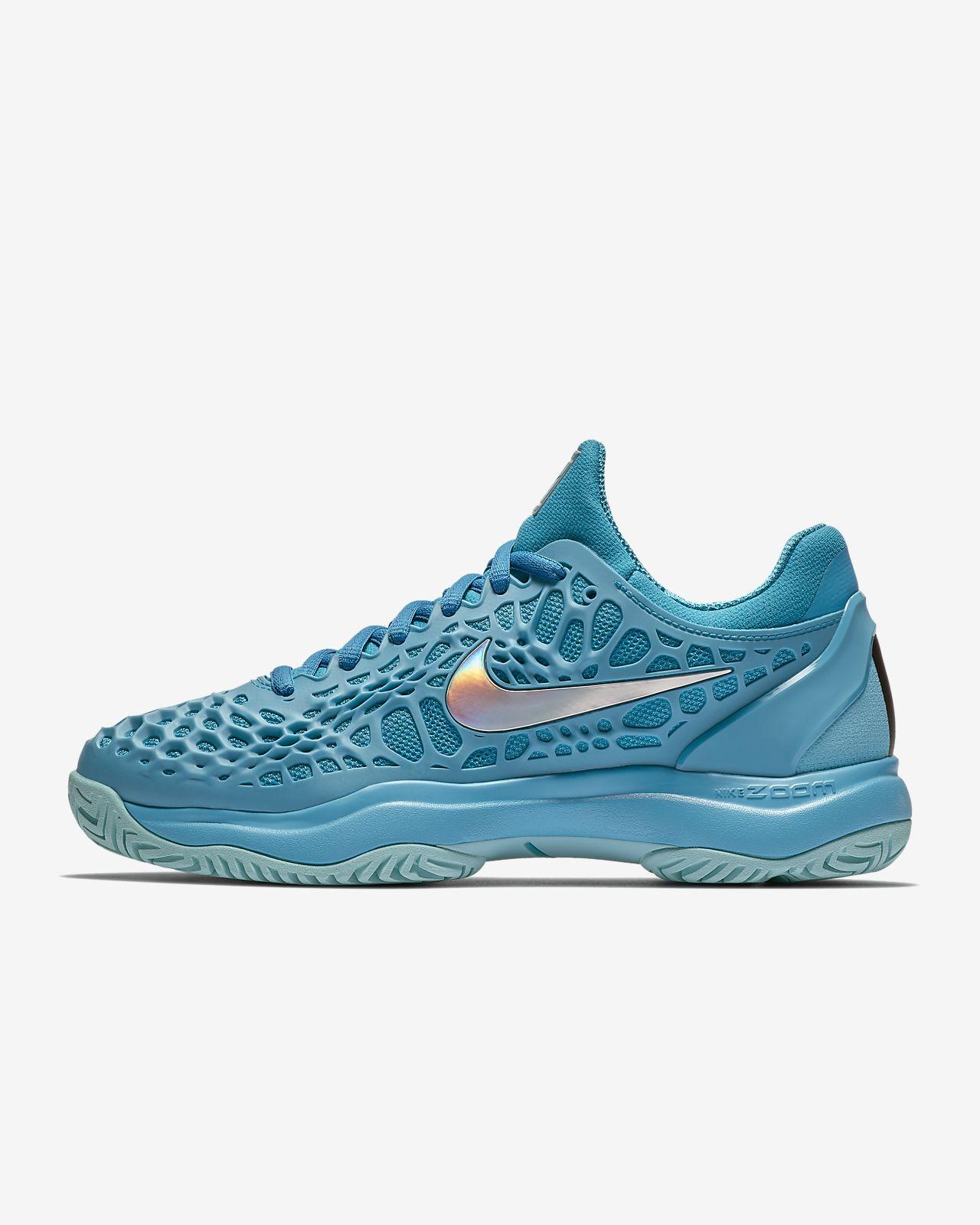18b60cfaa Nike Zoom Cage 3 HC Women's Tennis Shoe. Nike.com AT