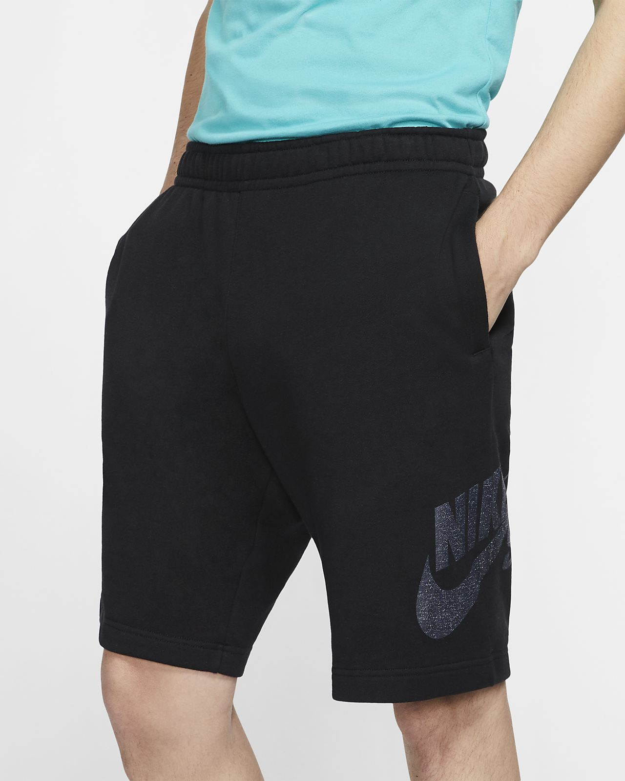 Nike SB Icon Men's Fleece Graphic Skate Shorts