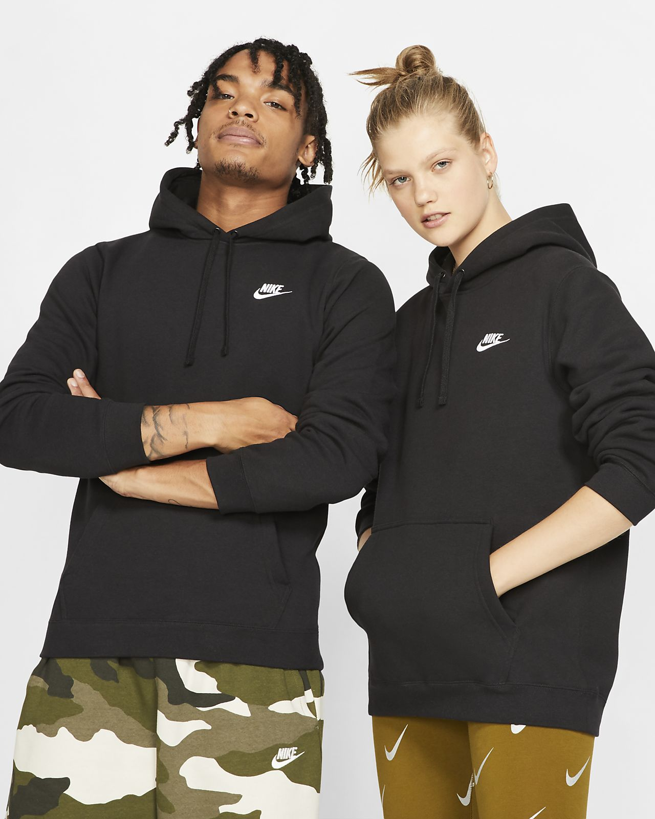 another chance coupon codes no sale tax Nike Sportswear Club Fleece Pullover Hoodie