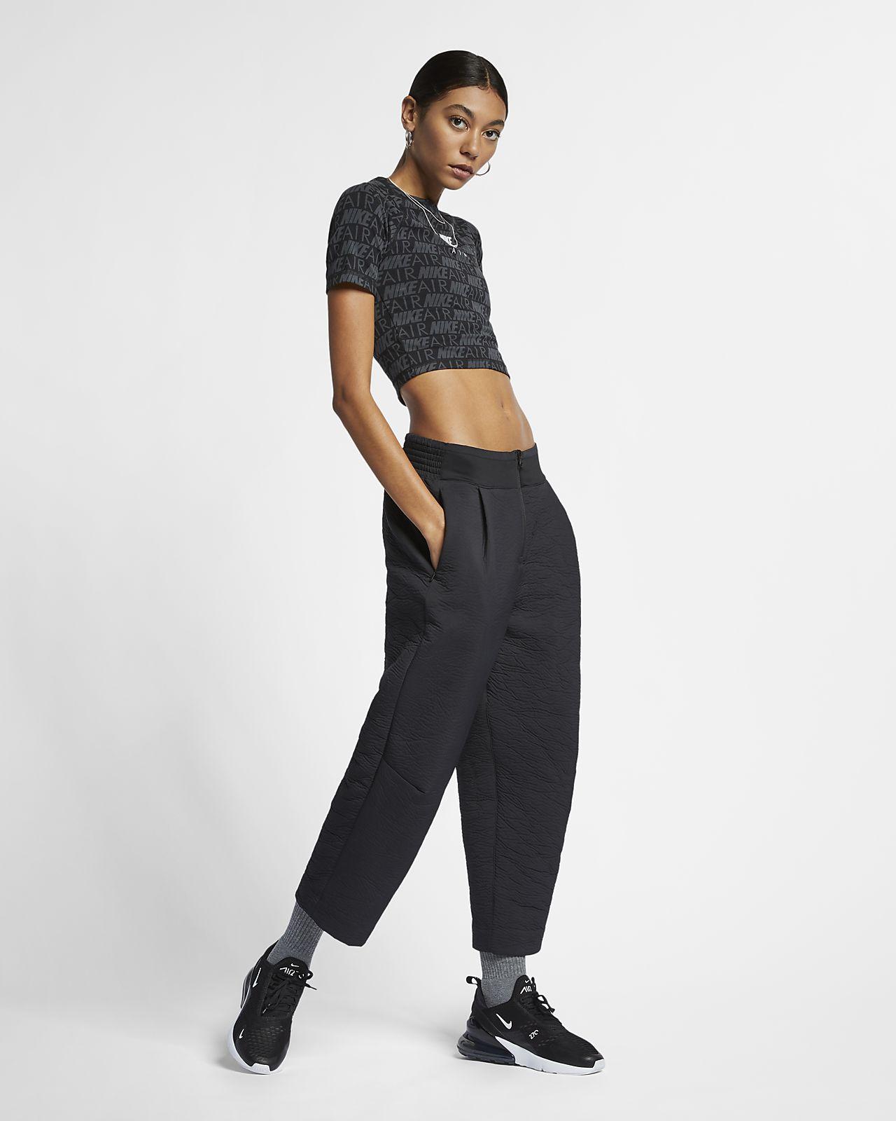 2885a38f60487b Nike Air Women s Short-Sleeve Print Top. Nike.com AU