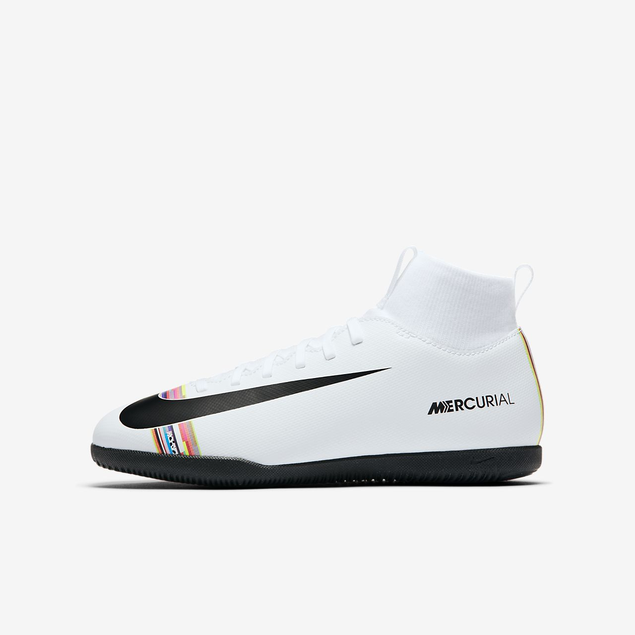 Nike Jr. SuperflyX 6 Club IC Younger/Older Kids' Indoor/Court Football Shoe