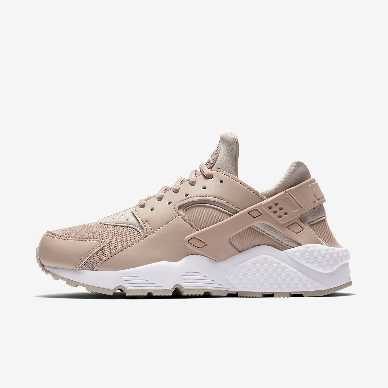 men's nike air huarache run ultra casual shoes khaki nz