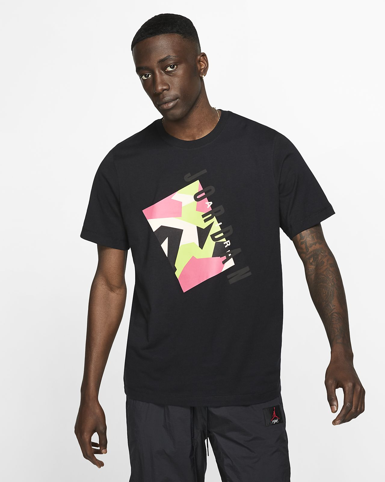 เสื้อยืดผู้ชาย Jordan Pattern