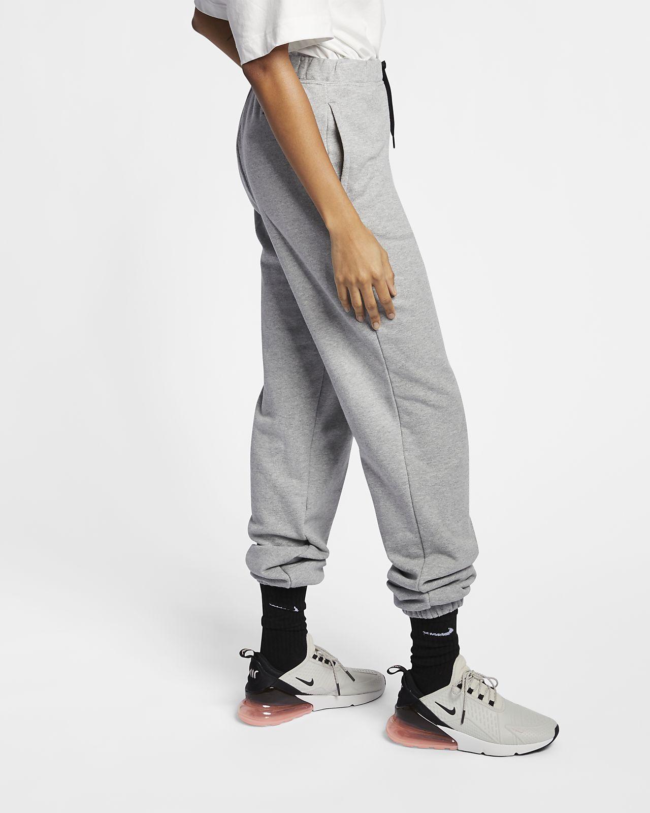d29ed85764653 Pantalones de felpa francesa para mujer Nike Sportswear NSW. Nike.com MX