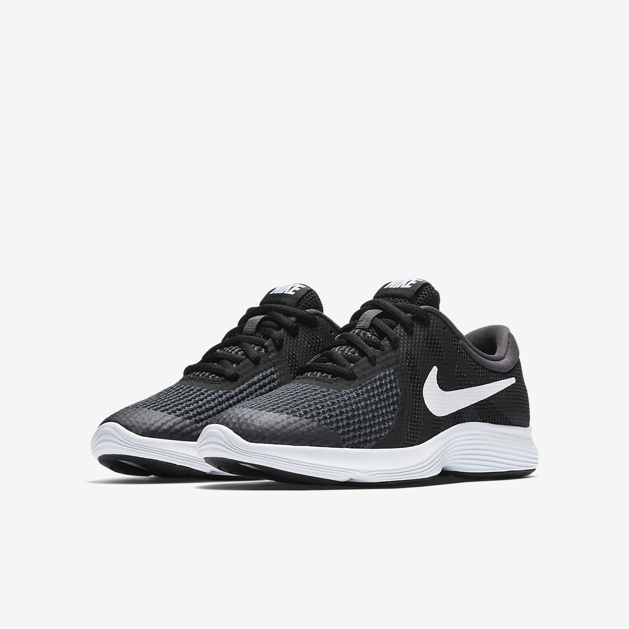 Nike - Zapatillas running Revolution 4 negro