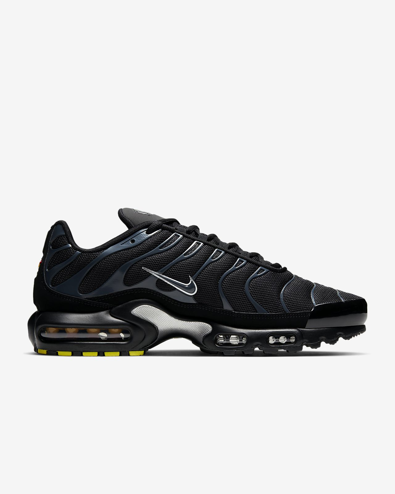 famous brand catch buy cheap Chaussure Nike Air Max Plus pour Homme